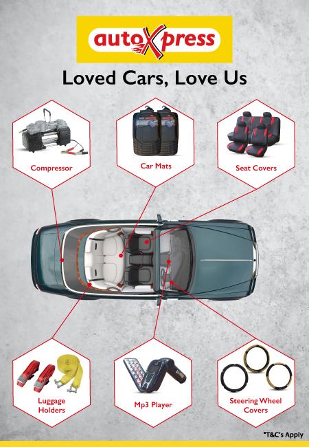 AutoXpress Car Accessories