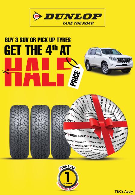 Dunlop-Tyres-Offer